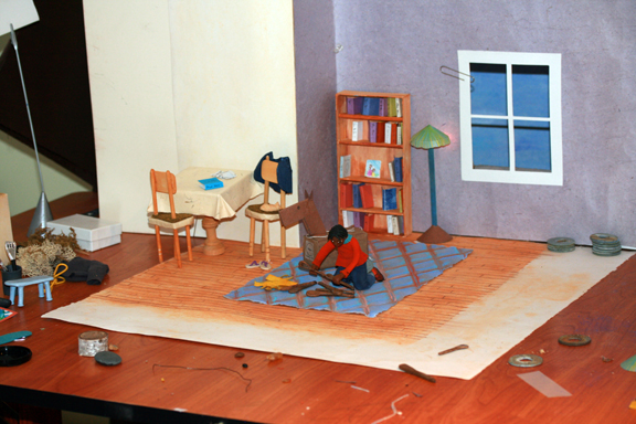3D construction for Cowboy Dreaming